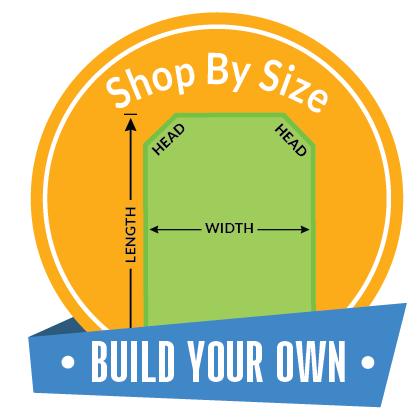 Build Your Custom Size Mattress