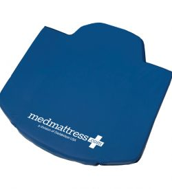 MedMattress Birthing Bed Pad for Hillrom Affinity Bed - Foot U-Cut
