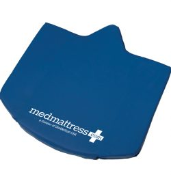 MedMattress Birthing Bed Pad for Hillrom Affinity Bed - Foot V-Cut