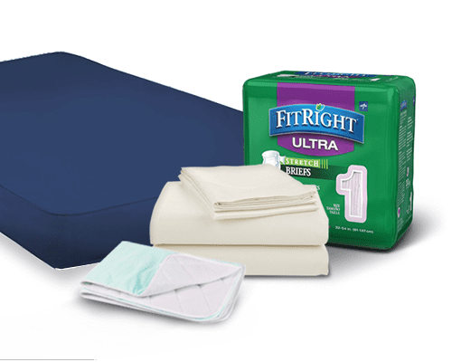 HomeCare Incontinence Mattress Cover Package
