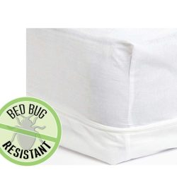 Bed Bug & Waterproof Mattress Encasement Cover