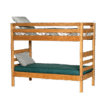Wooden Bunks Beds