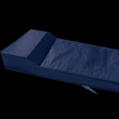 Nylon Foam Mattress with Built In Pillow