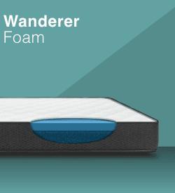 MedMattress RV Wanderer Foam Mattress