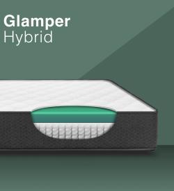 MedMattress RV Glamper Hybrid Mattress